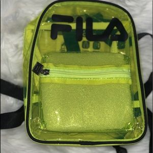 Fila Neón Backpack